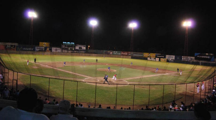 Baseball In Granada Day And Night