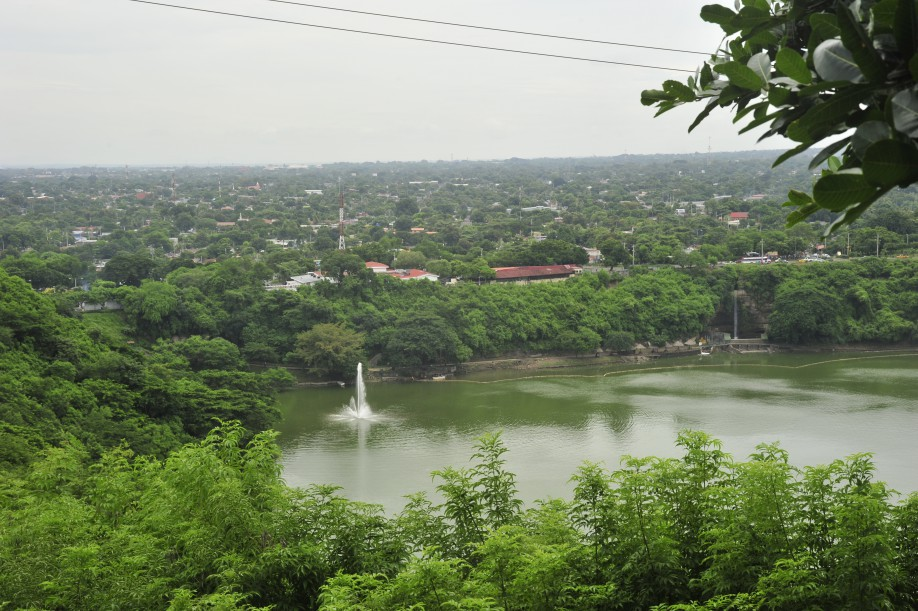 About the capital of Managua